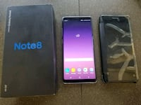 New Samsung Galaxy Note 8 64gb Unlocked Gaithersburg, 20877