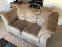 Couch and loveseat COLUMBIA
