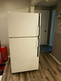 white top-mount refrigerator Bridgeville, 15017