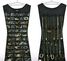 """NEW, Hanging Organizer for jewelry, 32""""×18"""" inches"""