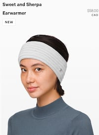 Lululemon ear warmer