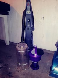 Blue and black upright vacuum cleaner Palm Springs, 92264