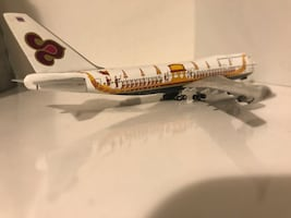 Boeing 747 maket model uçak