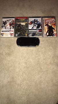 sony psp with games Damascus, 20872