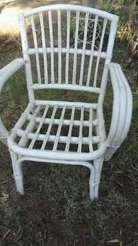 Bamboo chairs Fresno, 93704