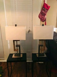 Set of two lamps Orlando, 32839