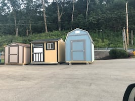 Tuff Shed Ranch Style Sheds-No Credit Check Rent To Own Available