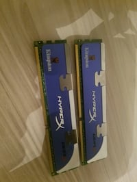 4gb kingston ddr3 ram (2x2)