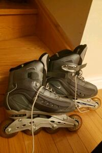 Womens size 9 Nike Rollerblades Mississauga, L5M 6Y2