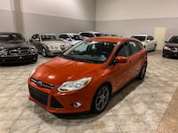 Ford-Focus-2012 Chantilly