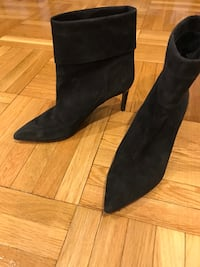 Hugo Boss women's suede booties Toronto, M4P 1A9