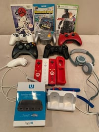 Assortment of Gaming Accessories