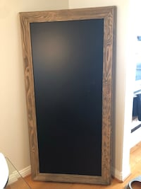Z Gallerie-Rustic Chalkboard-Brand New without packaging