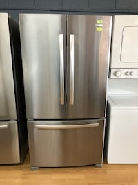 Whirlpool stainless steel French door refrigerator