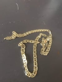 7mm 14k GOLD LINK CHAIN Charlotte, 28208