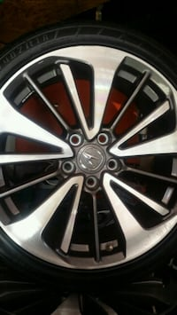 18 inch wheels and new tires Ontario, 91764