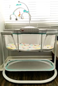 Soothing Motions Bassinet Burlington, L7S 2H7