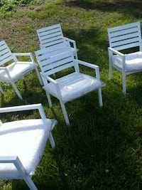 Aluminum patio chairs  Mableton, 30126
