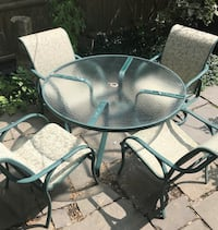 Outdoor Patio Set Boston