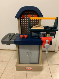 Little Tikes Toy Work Bench and Tools Burlington, L7S 2H7