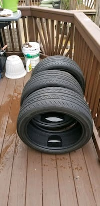 used Antres   Tire size 245/40/18  this tires are Woodbridge, 22191