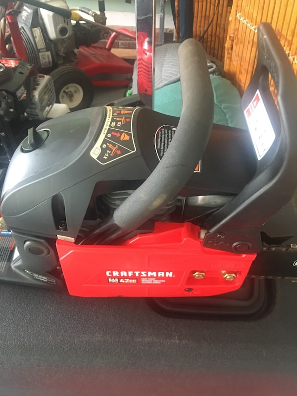 Used and new chainsaw in Winston-Salem - letgo