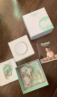 Owlet baby care monitor sensor  Georgetown, L7G 0G7