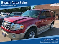 Ford - Expedition - 2007 Virginia Beach