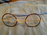 gold-colored framed eyeglasses Knoxville, 37924