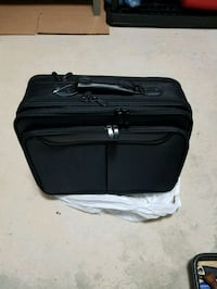 Carry on suitcase for business trip