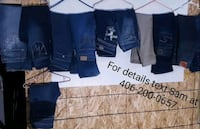Women's Assorted Jeans and Capris Billings