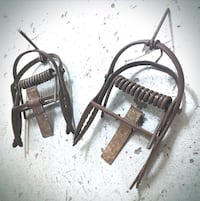 Rusty and Old!! Set of 2 Antique Portland, 97230