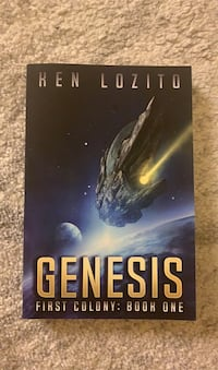 Genesis softcover Book by Ken Lozito Arlington, 22203