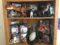 Jurassic Park World Collection 1 km