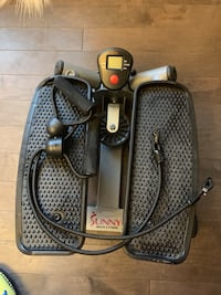 Sunny Health & Fitness Twister Stepper for sale ! 埃德蒙顿