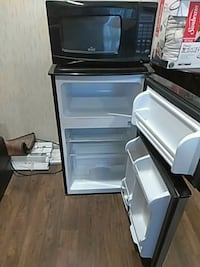 fridge and Microwave. Both for 100.00 2378 mi
