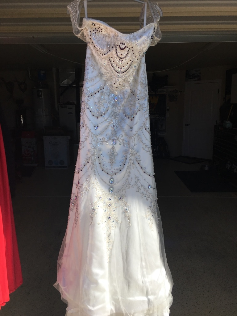 Letgo wedding pageant dress in grand junction co for Wedding dresses grand junction co