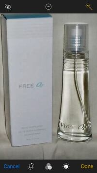 Avon Free O2 Eau de Toilette Spray Grand Blanc, 48439