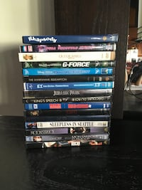 Tons of DVD's - special and collectors editions  White Rock, V4B