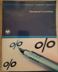 Managerial Accounting Mesa, 85204