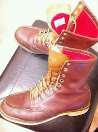 Red wing Boots 9D Morristown, 37814