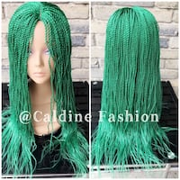 Braided wig for sale /Scarboroughhair stylist  Toronto, M1B 2C2