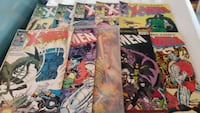 MARVEL COMIC BOOKS ALOT