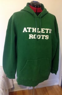 Preowned Mens ROOTS hoodie (XXL) Beaconsfield, H9W 4Y7