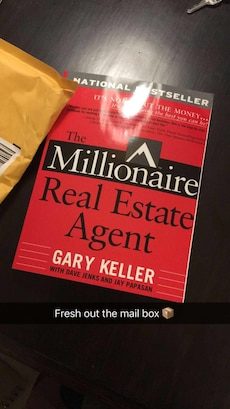 The Millionaire Real Estate Agent by Gary Keller