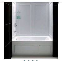NEW Slimline Shower walls by Dreamline Courtice, L1E 1W1