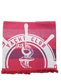 YACHT CLUB BEACH TOWEL BRONX