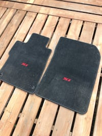 Honda Si 4 door sedan Front Floor Mats  Oakville, L6H 1B8