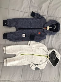 Baby clothes set size 3-6 M Coquitlam, V3K 0A9