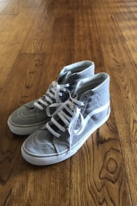 Light Grey Vans Somerset, 08873